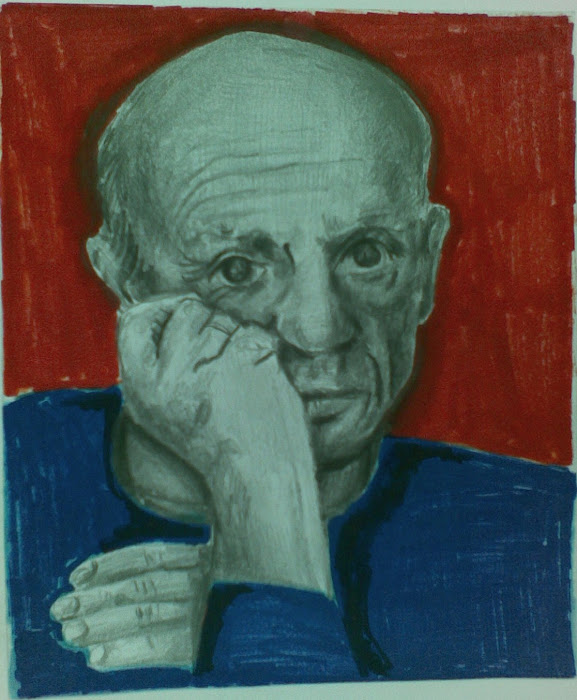 Picasso in Red and Blue Phases